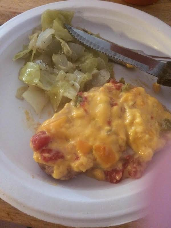 Nacho Cheesiest Porkchops Recipe