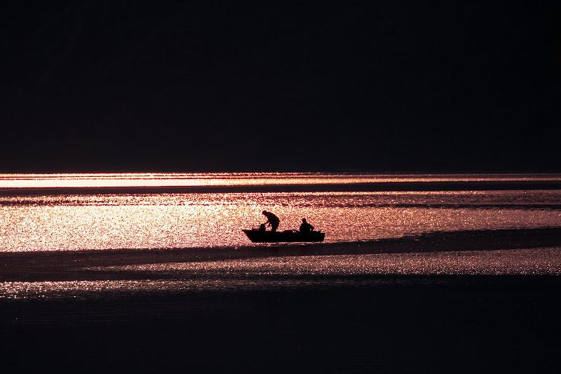 Pescatori al tramonto di Gab68