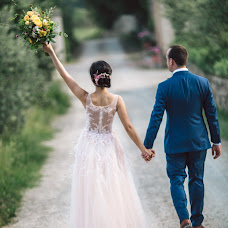 Svatební fotograf Francesca Leoncini (duesudue). Fotografie z 06.01.2019