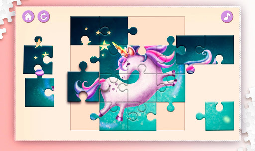 Kids Puzzles for Girls  screenshots 3