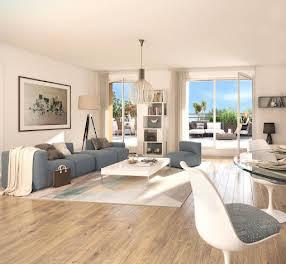 Appartement 4 pièces 80,85 m2