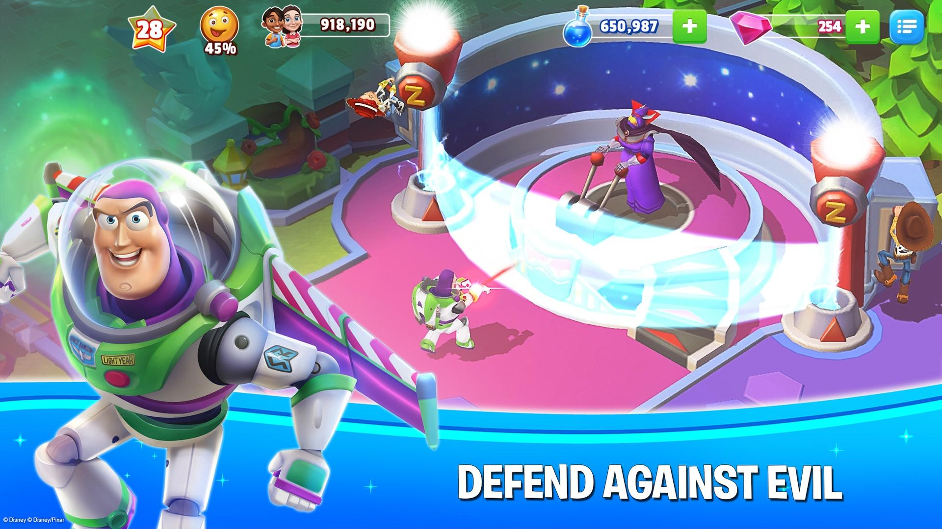 Disney Magic Kingdoms screenshot #9