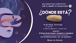 Cuentacuentos y actividades para celebrar el Día de Los Museo con en el Museo de Almería.
