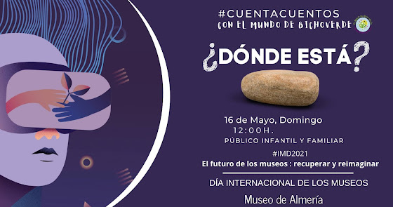 ¿Se te ocurre mejor lugar que el Museo de Almería para celebrar este día?