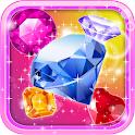 Crystal Insanity: Jewel Garden icon