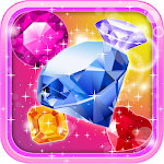 Crystal Insanity: Jewel Garden icon