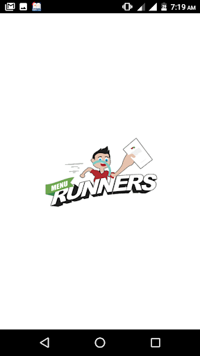 Screenshot for Menurunners Driver 2.0 in United States Play Store