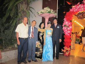 Photo: Chúc mừng thầy cô Miêng Tâm có rể thảo