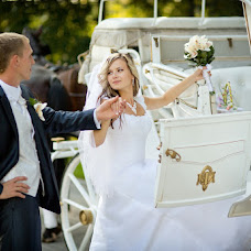 Wedding photographer Aleksandr Kisel (KiselS). Photo of 22.08.2013