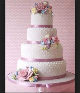 Svatební dort nápady - náhled