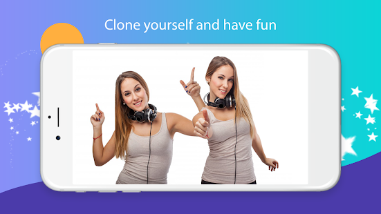 Clone Camera – Twin Camera Photo - náhled