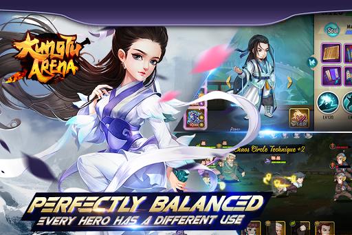 Kungfu Arena - Legends Reborn 1.0.6 gameplay | by HackJr.Pw 4