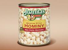 Mexican Hominy Recipe