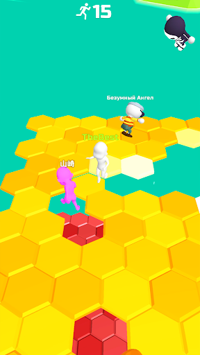 Do Not Fall .io apktram screenshots 1