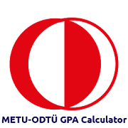 METU-ODTÜ GPA Calculator