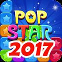 POPSTAR 2017 - JUEGO GRATIS icon