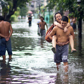 After the Storm by Dx Bragais - News & Events Weather & Storms ( pwcstorms, flood, typhoon, storm, ondoy )