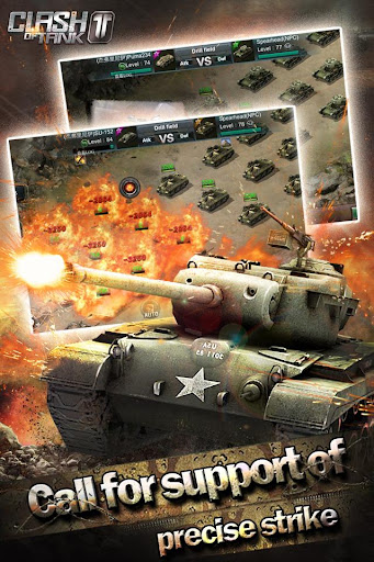 Clash of Tank screenshot 3