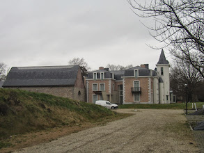 Photo: en dit is dan het kasteel