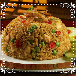 Hot and Spicy Sambal Fried Rice