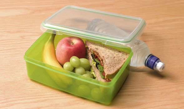 Anger at packed lunch ban in 'healthy' school | UK | News | Express.co.uk