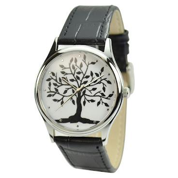 生命樹手錶