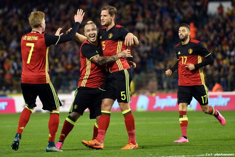 Deux belges dans les nominés de l'équipe UEFA de l'année
