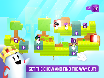Ghost Game – Get the Chow! 12