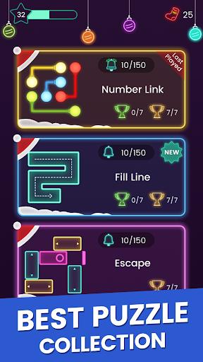 Puzzle Glow : Brain Puzzle Game Collection 2.0.20 de.gamequotes.net 1