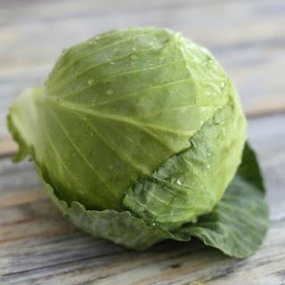 Betty's Stuffed Whole Cabbage.