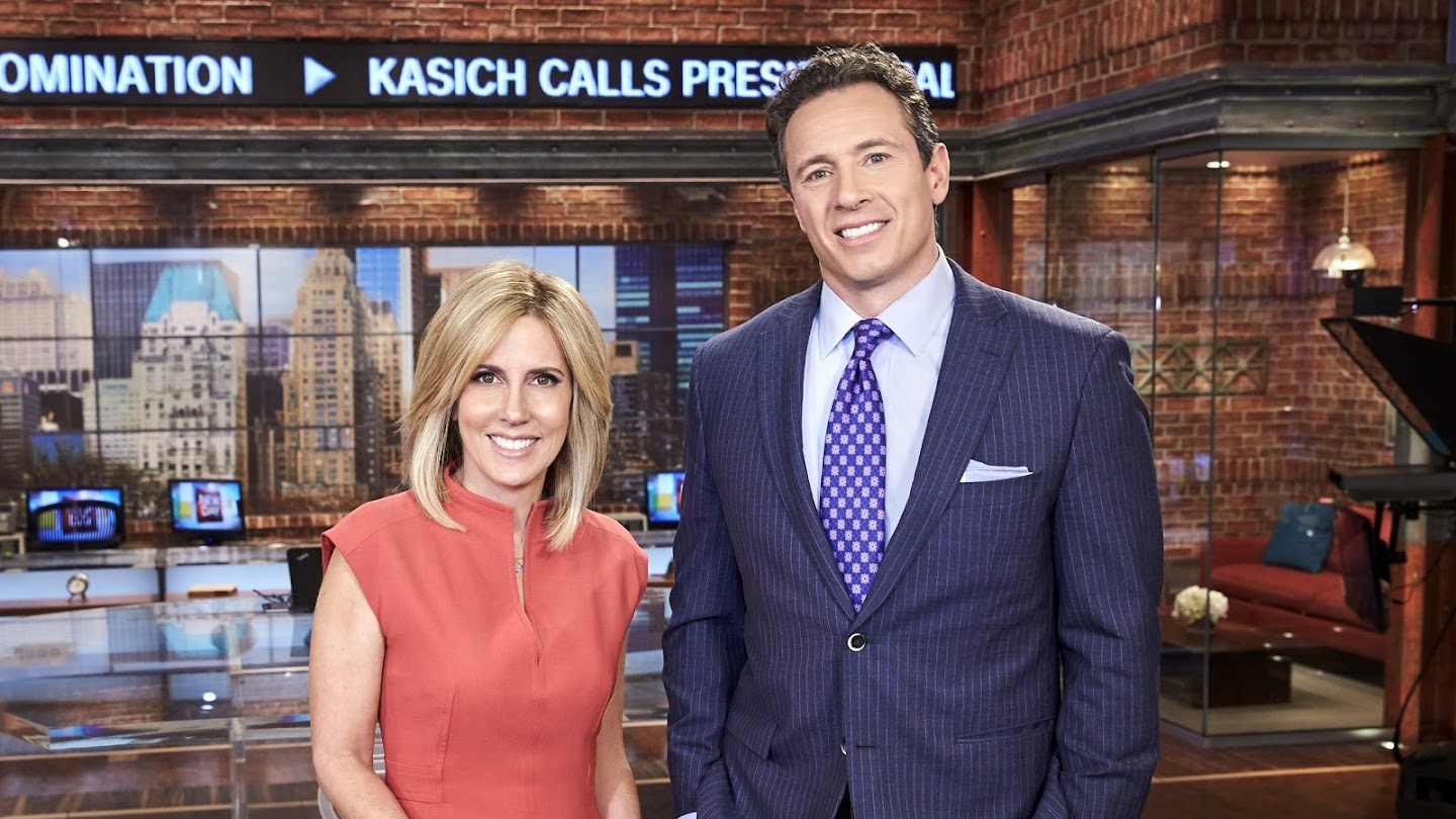 New Day With Chris Cuomo and Alisyn Camerota