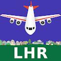 FLIGHTS for LHR Airport London Heathrow icon