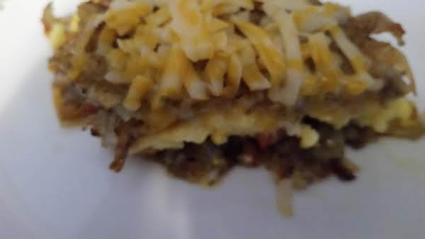 Quirky Stuffed Hashbrowns
