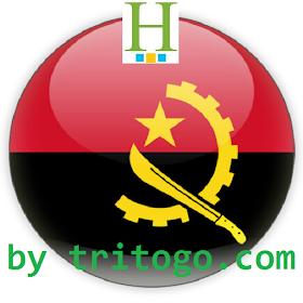 Hotels Angola by tritogo