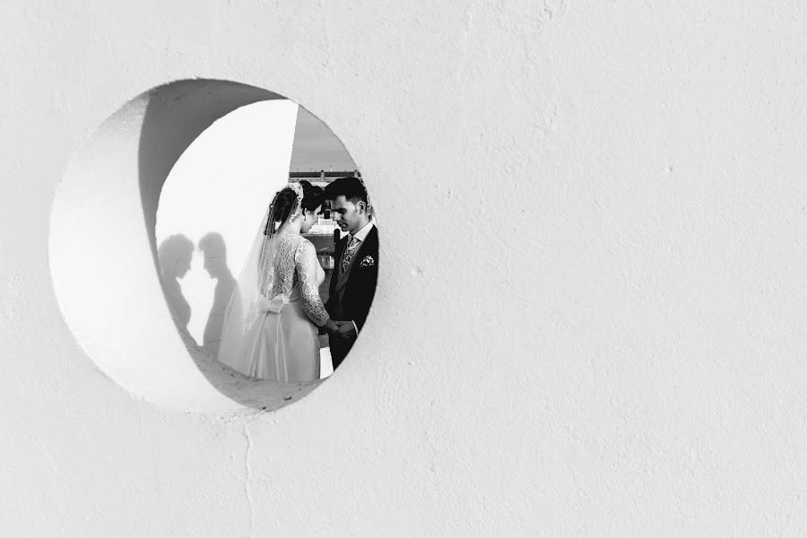 Wedding photographer Eliseo Regidor (EliseoRegidor). Photo of 28.09.2017