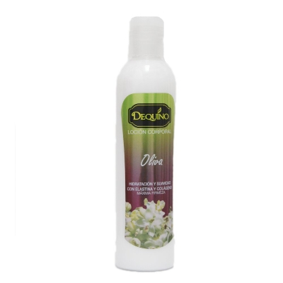 crema corporal dequino aceite de oliva 24h 240ml