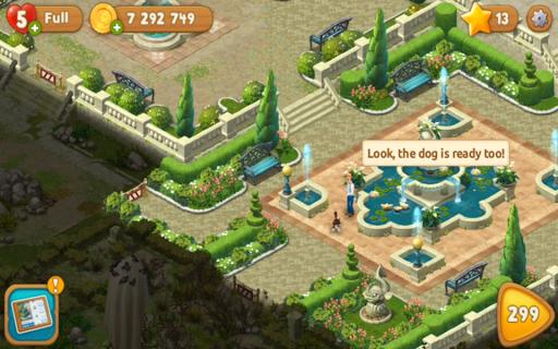 玩免費書籍APP|下載Gardenscapes 새로운 에이커 안내 app不用錢|硬是要APP