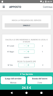 Apposto - Pulizie per la casa - Android Apps on Google Play