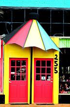 Photo: February 23, 2012 - Technicolor Entrance #creative366project