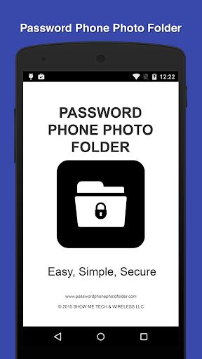 Password Lock Photo Gallery