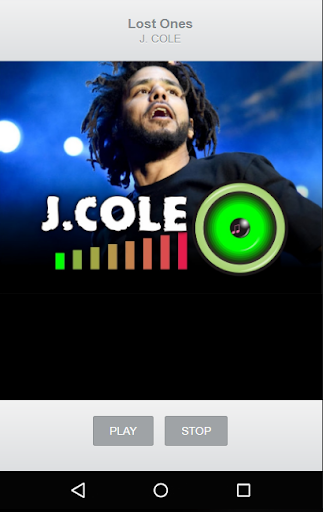 J. Cole Albums (2007-2019) 1.4 screenshots 1