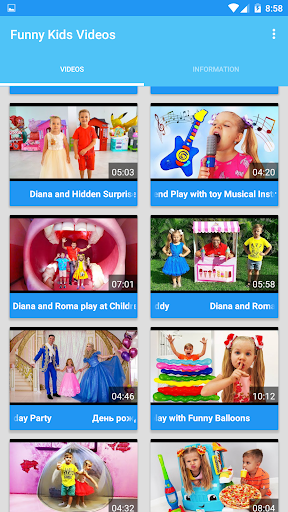Funny Tube Videos screenshot 3