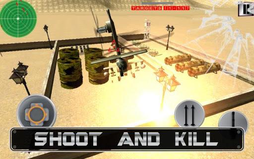 玩動作App|隐形武装直升机粉碎战争游戏免費|APP試玩