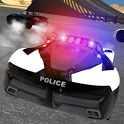 Police Chase Car Drifting icon