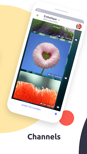 TamTam Messenger - free chats & video calls screenshots 4