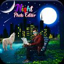 Night Photo Editor - Night Photo Frames APK