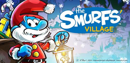 New Smurf  village number 1 French schtroumpf smurfen Puffi