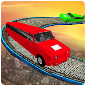 Limo Sky Car: Impossible Stunt Tracks