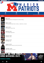 Marion Patriots Athletics APK screenshot thumbnail 20