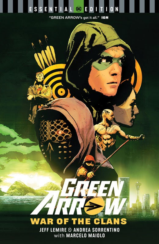 Green Arrow: War of the Clans: DC Essential Edition (2018)